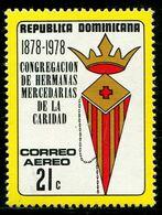 VZ0482 Dominica 1978 Catholic Relics 1V - Dominica (1978-...)