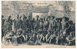 CPA - SÉNÉGAMBIE - NIGER -  Maures Du Sahel - Niger