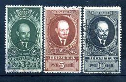 1939 URSS N.738/740 Set USATO - 1923-1991 USSR