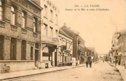 La Panne : Hôtel De La Poste - Route D'Adinkerke Et Avenue De La Mer - De Panne