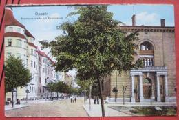 Opole / Oppeln - Bismarckstrase Mit Reichsbank - Polen