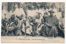 CPA - SÉNÉGAMBIE - NIGER - Tam-tam Du Ouassoulou - Niger
