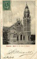 MONTREAL EGLISE DE SAINT LOUIS DE FRANCE - Montreal