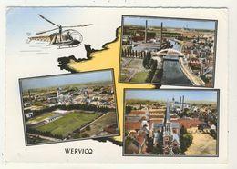 59 - Wervicq - Multivues - Autres Communes