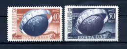 1949 URSS N.1366/1367 SET MNH ** - 1923-1991 URSS