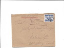 Feldpostbrief 1942 Feldpostnr: 17617 - Deutschland