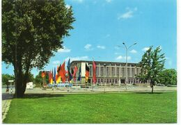 DC3022 - Berlin Dynamo Sporthalle - Mitte