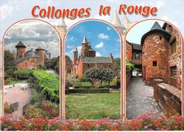 19 - Collonges La Rouge - Multivues - Autres Communes
