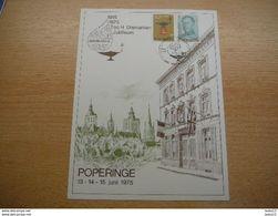 (11.08) BELGIE 1975 - Herdenkingskaarten