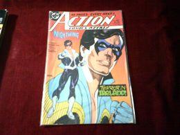 ACTION COMICS WEEKLY  N° 627  NOVEMBER  1988 - DC