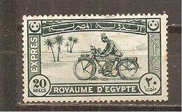 Egipto - Egypt. Nº Yvert  Urgente 1 (MH/*) - Poste Aérienne