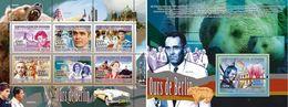 Guinea 2008, Cinema, Festival Of Berlin, Bears, 6val In BF +BF - Guinee (1958-...)