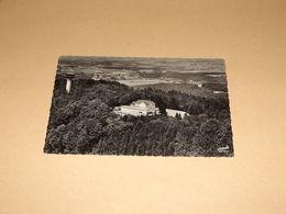Postkarte---Nr-0306-337-Berghotel Hünenburg Bei Bielefeld-gelaufen - Hotels & Restaurants