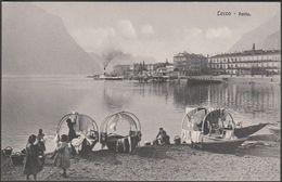 Porto, Lecco, C.1910 - Brunner Cartolina - Lecco