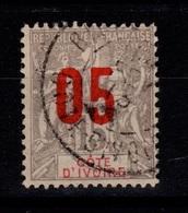 Cote D'Ivoire - YV 36 Bien Oblitéré, TB - Used Stamps