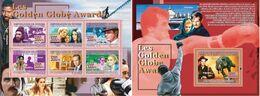 Guinea 2008, Cinema, Golden Globe Award, Boxing, 6val In BF +BF - Guinee (1958-...)