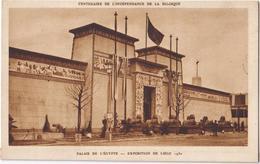 Palais D\'Egypte - Expo De Liege 1930 - & Expo - Liège
