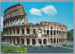 IT.- ROMA. ROME. IL COLOSSEO. LE COLYSÉE. THE COLOSSEUM. DER KOLOSSEUM. - Monuments