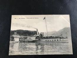 947 - Lac D'Annecy Debarcadere De Menthon - Other Municipalities