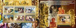 Guinea 2008, Cinema, Les Cesars, 6val In BF +BF - Guinee (1958-...)