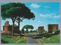 IT.- ROMA. ROME. VIA APPIA ANTICA. RUE APPIA ANTICA. APPIA ANTICA STREET. ALTE APPIA STRASSE. - Monuments