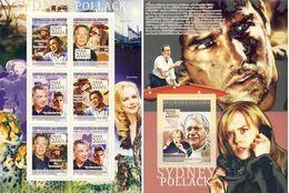 Guinea 2008, Cinema, Sidney Pollack, 6val In BF +BF - Guinee (1958-...)