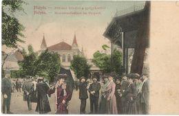 SLOVAKIA, PISTYAN - Eslovaquia