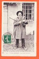 X23121 TYPES CREUSOIS 23-Creuse Joueur Chabrette Cabrette Lou Joueux De MUSETTO St-Pierre-Bost 1912 à Abbé GELY-P-M 700 - Ohne Zuordnung