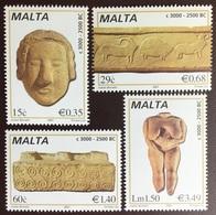 Malta 2007 Prehistoric Sculptures MNH - Malta