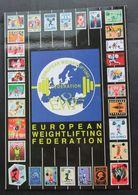 WEIGHTLIFTING - EUROPEAN FEDERATION PC - Weightlifting