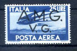 1945-47 VENEZIA GIULIA AMG-VG POSTA AEREA N.6 MNH ** - 7. Triest