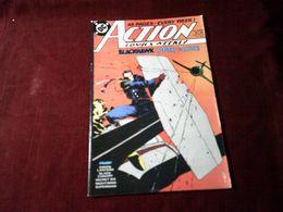 ACTION COMICS WEEKLY  N° 628  NOVEMBER  1988 - DC