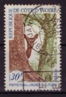 Côte D'Ivoire 1968 - Oblitéré - Mammifères - Michel Nr. 336 Série Complète (civ151) - Côte D'Ivoire (1960-...)