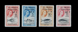 ***REPLICA*** Of St. Helena - 1961 Tristan Da Cunha - Tristan Relief Ovp. B1-B4 - Tristan Da Cunha