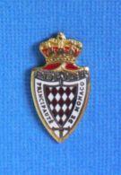 1 PIN'S //  ** POLICE / PRINCIPAUTÉ DE MONACO ** . (I.D. Monte -Carlo) - Police