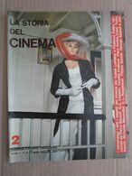 - LA STORIA DEL CINEMA N 2 / 1966 ANITA EKBERG / FRANCESCA BERTINI - Kino