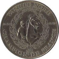 2010 MDP347 - MARSEILLE - Yankee Nord Supporter De L'OM / MONNAIE DE PARIS - Monnaie De Paris