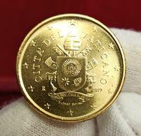 Vaticano 50 Céntimos Escudo - Papa Francisco 2019 (2020) SC UNC - Vaticano