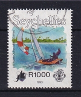 Seychelles: 1993   Fourth Indian Ocean Island Games   SG839    R10      Used - Seychelles (1976-...)