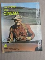 - LA STORIA DEL CINEMA N 4 / 1966 GARY COOPER / H.BOGART - Kino