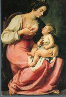 °°° Cartolina - Artemisia Gentileschi La Vergine Allatta Il Bambino Galleria Palatina Firenze Nuova °°° - Firenze (Florence)