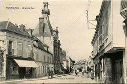 Bonnières * Grande Rue - Bonnieres Sur Seine