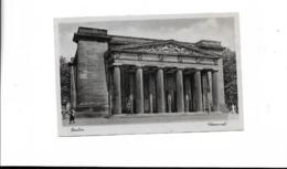 Ansichtskarte Berlin Ehrenmal 1942 - Briefe U. Dokumente