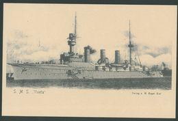 SMS VINETA Vessel Cruiser - Boten