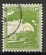 PALESTINE     -    1927 .  Y&T N° 64 Oblitéré. - Palestine