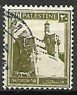 PALESTINE     -    1927 .  Y&T N° 74 Oblitéré. - Palestine