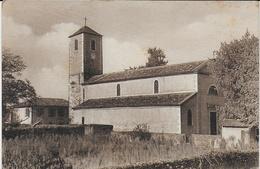 Carresse - L'église Et La Mairie - Francia