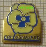 EDF USI OUEST En Version EGF - EDF GDF