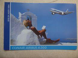 CP GRAND FORMAT  CONAIR   AIRBUS A 300 - 1946-....: Ere Moderne