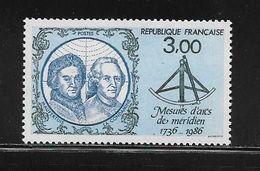 FRANCE  ( FR8 - 407 )  1986  N° YVERT ET TELLIER  N° 2428  N** - Ongebruikt